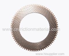 Sintered Bronze Clutch Disc for Volvo Construction Equipment