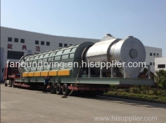Changzhou Fanqun Hyg Rotary Dryer