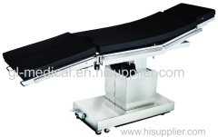 Medische ziekenhuis tafel en bed operatietafel