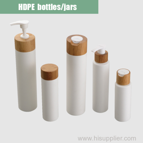 PE plastic bottles overview