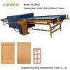 door skin coating pvc film press vacuum membrane press machine