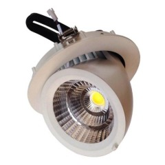 30W Recessed LED spotlight