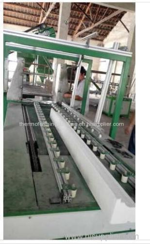 EPS foam cutter machine