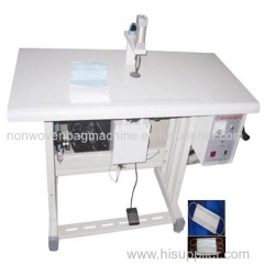 manual Mask welding machine