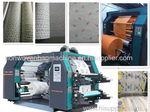 Non woven fabric Printer
