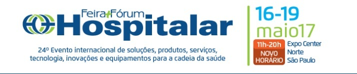 Welcome to visit our booth@Hospitalar 2017 in Sao Paulo,Brazil