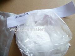 99.8% Anticancer Raw Powders Anastrozole Arimidex Medicine No Side Effects