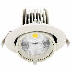 15W Recessed LED ceiling spotlight