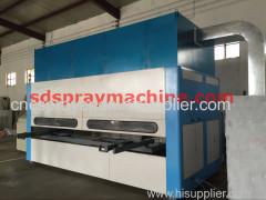Automatic Wooden Door Spray Painting Machine/Automatic Painting Spray Machine for windows