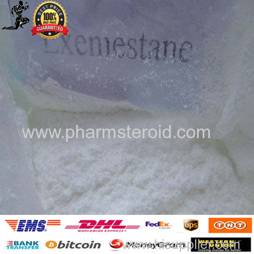 99% Anticancer Raw Powders Exemestane Aromasin Weight Loss and Anti Aging