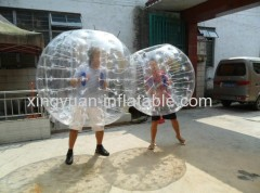 Hot sale Clear Inflatable Bumper Ball for kids and Adult