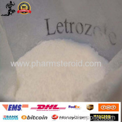White Powder Pharmaceutical Raw Powders Letrozole For Women Breast Cancer Treatment
