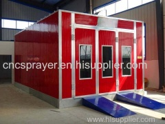 Car paint booth/spray booth price/prep station spray booth/Baking booth