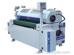 UV Single roller coating machine for wood panels