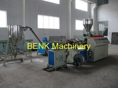 120KG PVC guanulating machinery