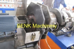 Twin Screw PVC granulator machine
