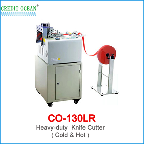 CREDIT OCEAN heavy-duty knife nylon webbing cutting machine