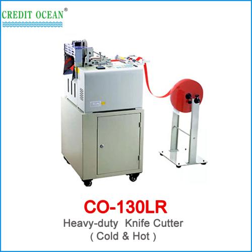 CREDIT OCEAN heavy-duty knife nylon webbing cutting machine