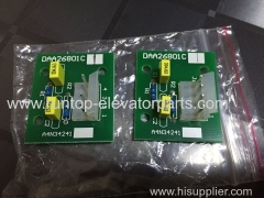 Elevator parts PCB DAA26801C1 for OTIS elevator
