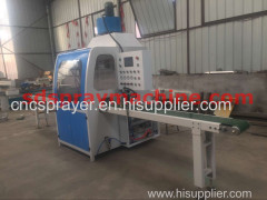 Automatic Spray Machine for Painting Decorative mouldings