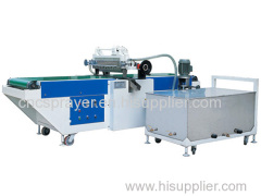 Curtain Coating Machine For Painting Wood/High Gloss Kitchen Cabinets