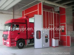 automotive Spray booth/Car painting room and drying room