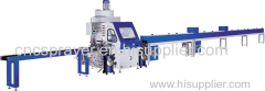 Automatic Spray Paitning Line for wood lines/PVC profiles/moulding/door frame