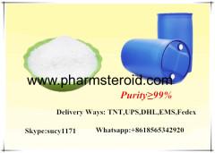 White crystalline powder Deflazacort CAS 14484-47-0 Hormone Intermediates
