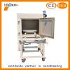 Turntable sand blasting cabinet
