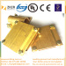 ligtning production square earth tape clamp