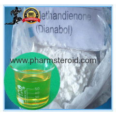 White Powder Oral Steroids Dianabol Dbol Methandrostenolone For Muscle Gain and Weight Loss