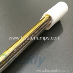 quartz infrared heater lamps for glass printing