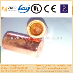 copper clad high tensile strength drive studs