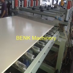 1220mm PVC Skinning Foam Board Extrusion Line