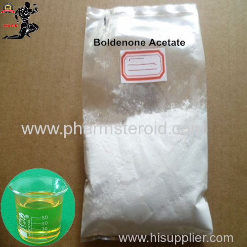 Boldenone Acetate Powder For Muscle Growth Semifinished Injection Steroids