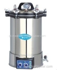 Pressure Steam Sterilizer Electric Heated