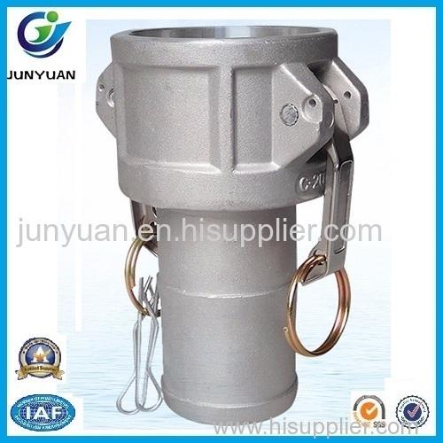 Aluminum Camlock Coupling TYPE C