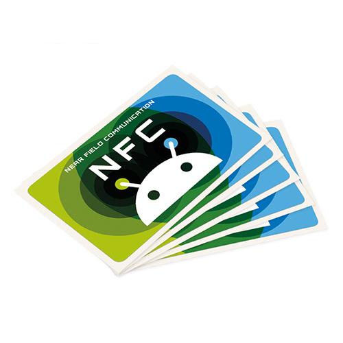 PET F08 NFC Tag