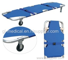 Emergency rescue medical equipment stretcher