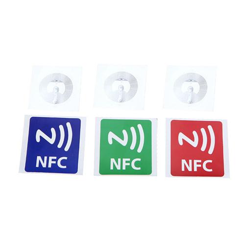 PET Felica NFC Tag