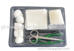 Medical consumable surgical supplies Suture removal kit