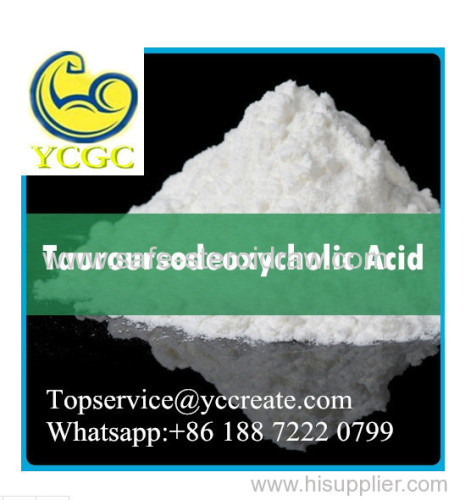 Tauroursodeoxycholic Acid Tudca for Liver Disorder