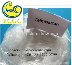 Anti-Cancer Agents Raw Telmisartan 144701-48-4