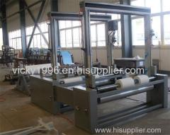 Non-woven Slitting and Rolling up Machine