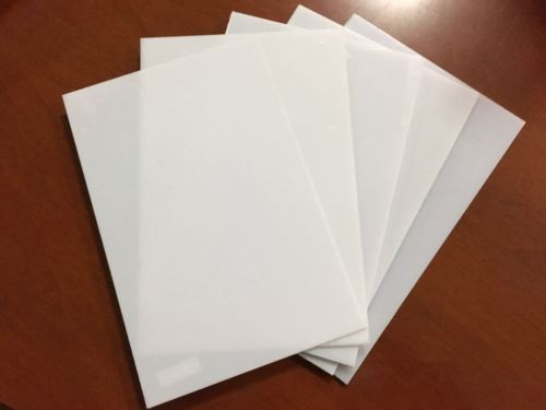 white opal soild color petg sheets for construction and decoration different color petg board
