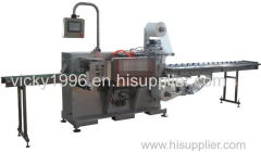 Paraffin Gauze dressing making and packaging machine