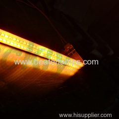 quartz tungsten wire electric infrared heater