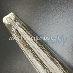 Electric Quartz Tube Infrared Heater lamps