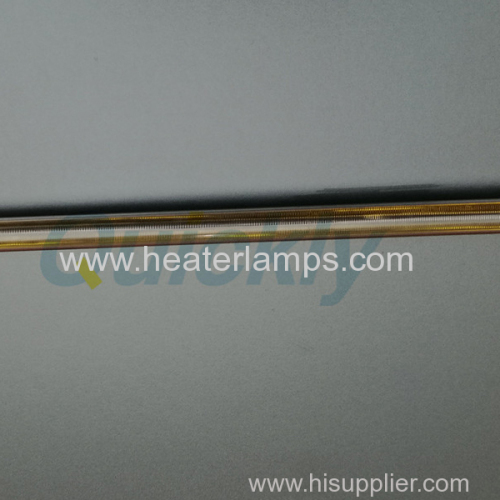 quartz infrared heaters for industrial oven