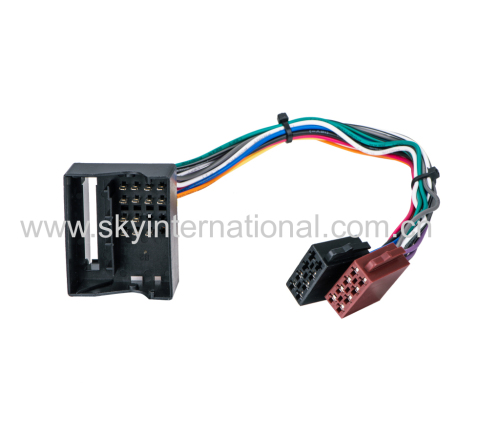 BMW iso wire harness